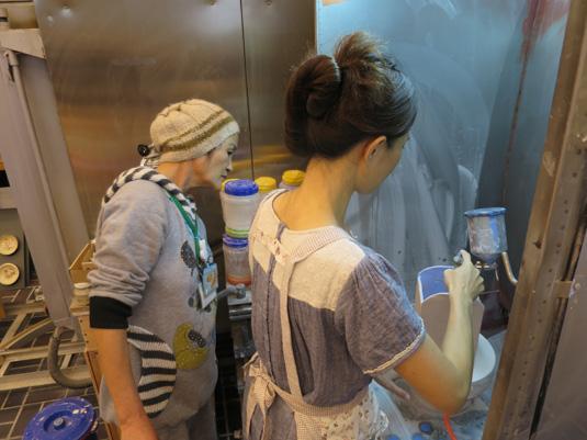 陶瓷學院課程活動照片